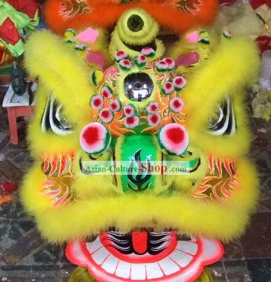 Competition and Celebration Lion Dance Equipment Complete Set