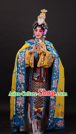 Beijing Opera Yu Ji Empress Costume Complete Sest for Women