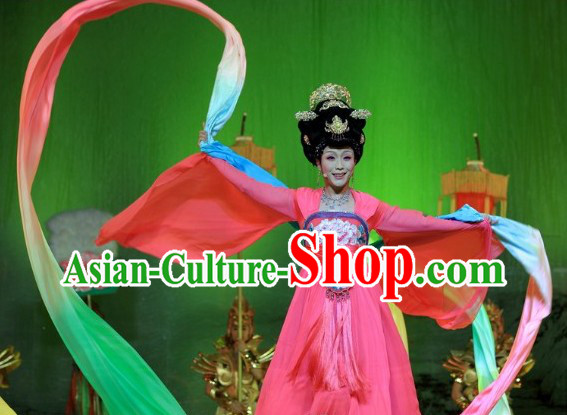 Wide Sleeve Tang Empress Costumes for Women