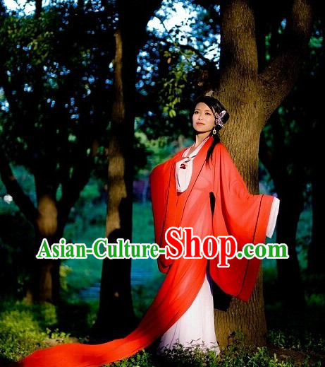 Chinese Classical Wedding Dress Complete Set for Brides