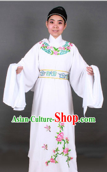 Chinese Shaosing Opera Embroidered Male Costumes