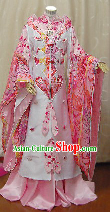 Ancient Chinese Stage Performance Empress Costumes