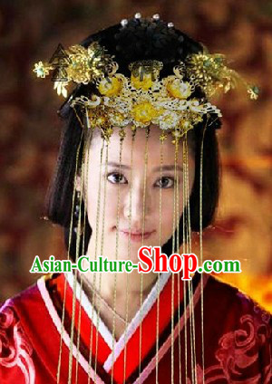 Ancient Chinese Palace Princess Headpiece