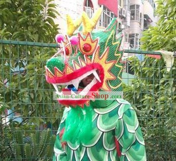 One Person Dragon Dance Costume