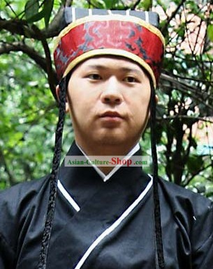 Ancient Chinese Hanfu Hat