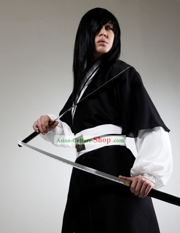 Ancient Knight Swordsman Costume for Men