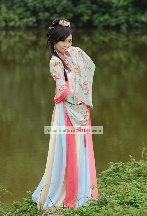 Ancient Chinese Beauty Clothing for Women