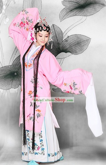 Beijing Opera Famous Actress Costume Complete Set