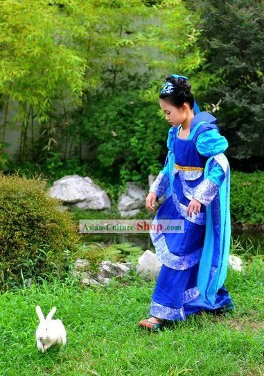Chinese Classical Princess Costumes for Kids