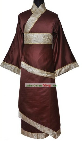 Traditional Chinese Hanfu Dress for Men