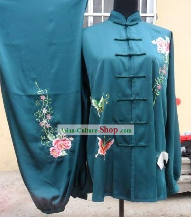 Chinese Traditional Kung Fu Competition Uniform for Women