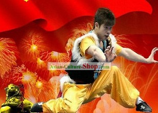 Professional Kung Fu Formal Competition Uniform for Men