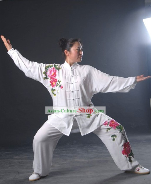 Traditional Chinese Tai Chi Uniforms for Women