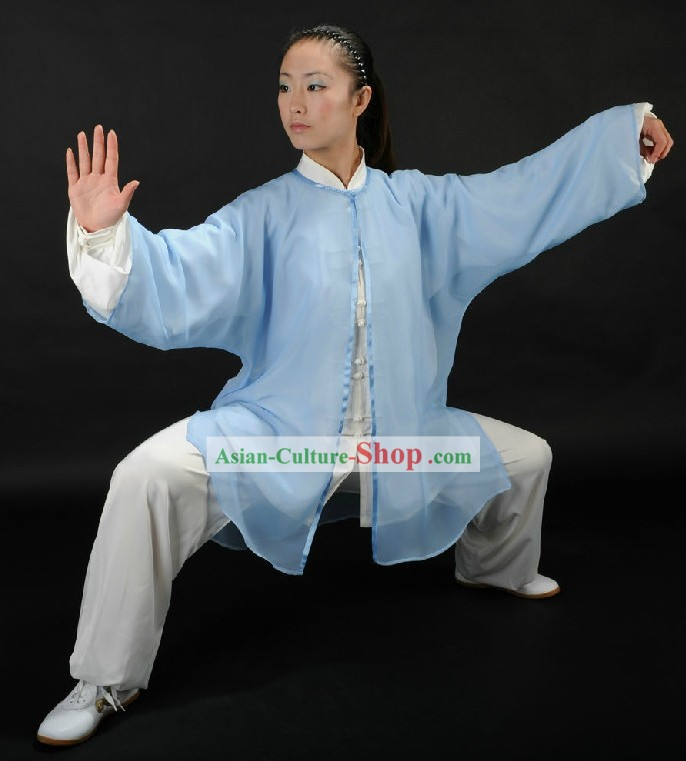 Traditional Chinese Tai Chi Competition Clothing for Men or Women