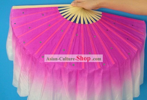 Chinese Classic Silk Dance Fan