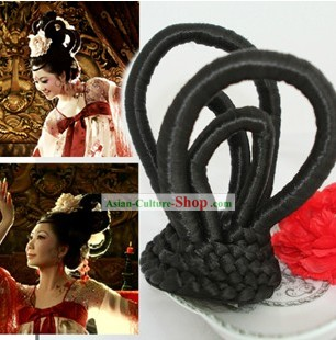 Chinese  Tang Palace Dance Wig for Women
