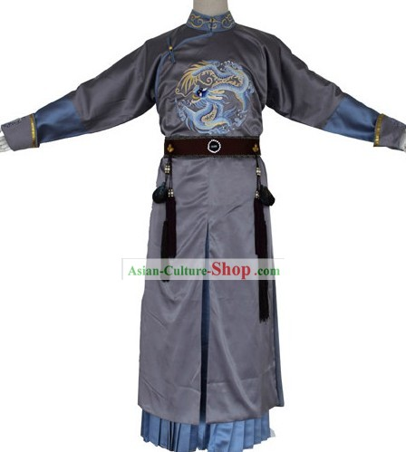 Ancient Prince Dragon Robe for Men