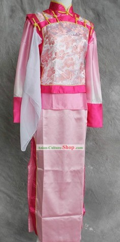 Qing Dynasty Palace Maid Costumes for Women