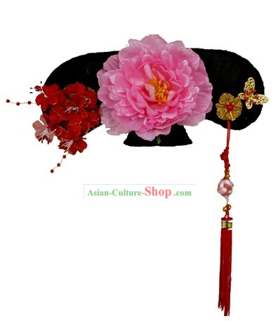 Qing Dynasty Palace Headpiece for Women