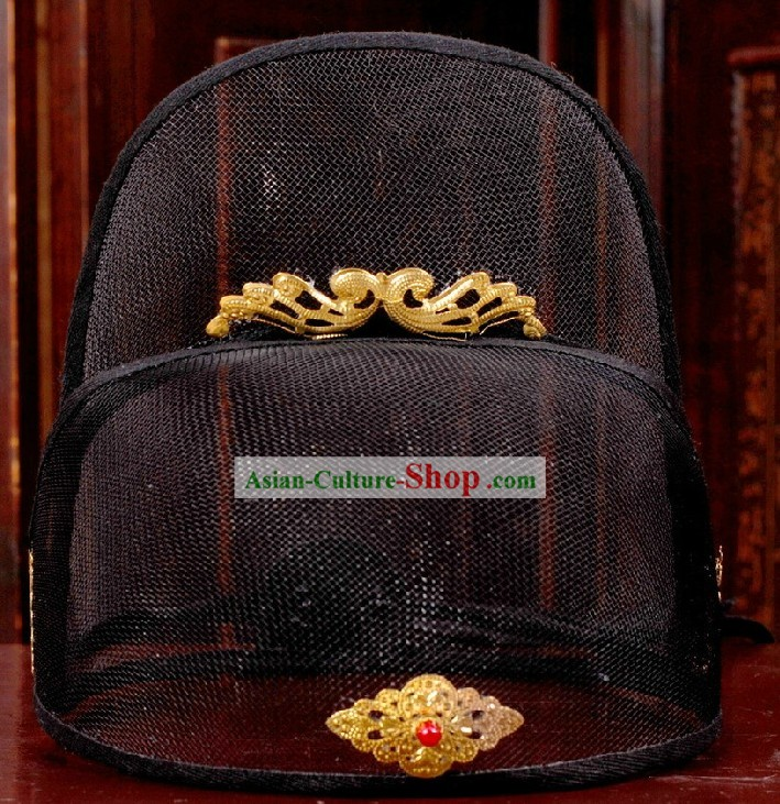 Ming Dynasty Official Hat for Men