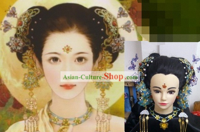 Ancient Chinese Beauty Hair Accessories for Women