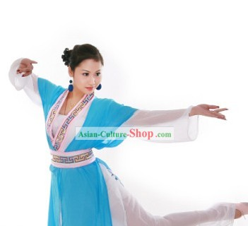 Chinese Classic Dancing Costumes for Women