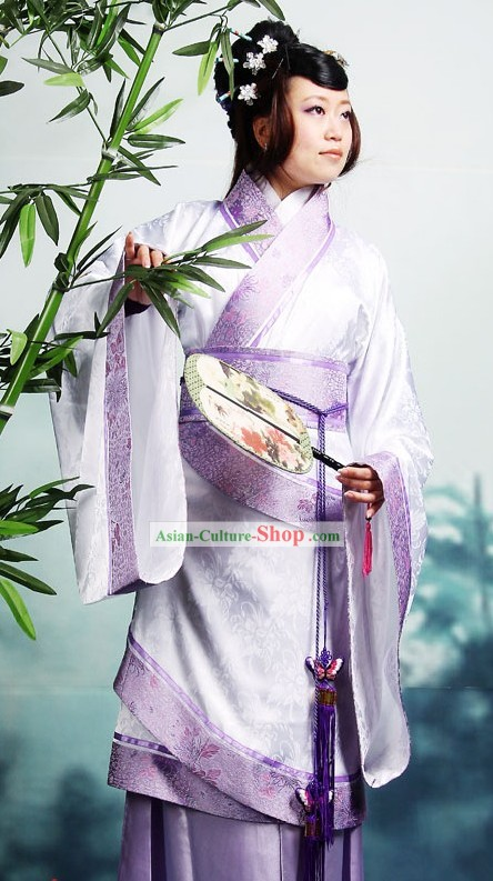 Ancient Chinese Huafu Clothing for Women