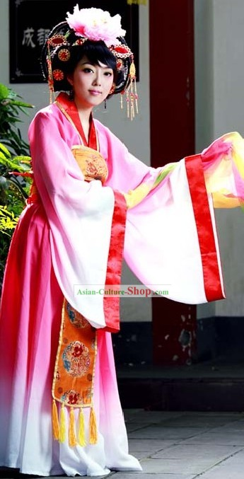 Ancient Chinese Clothing for Females