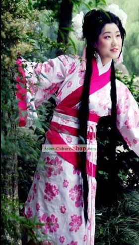 Ancient Chinese Clothing for Women