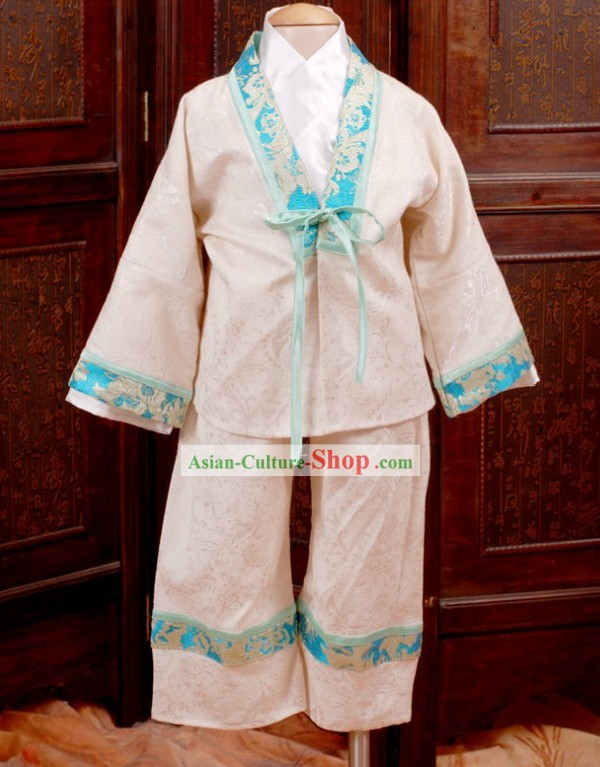 Ancient Chinese Clothing for Kids