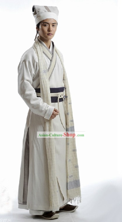 Ancient Chinese Clothing for Men