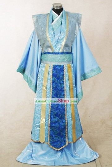 Ancient Chinese Prince Costumes Complete Set