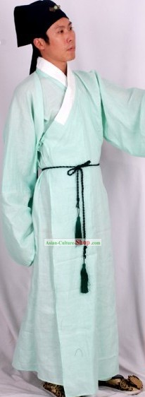 Ancient Chinese Ming Dynasty Civilian Clothing for Men