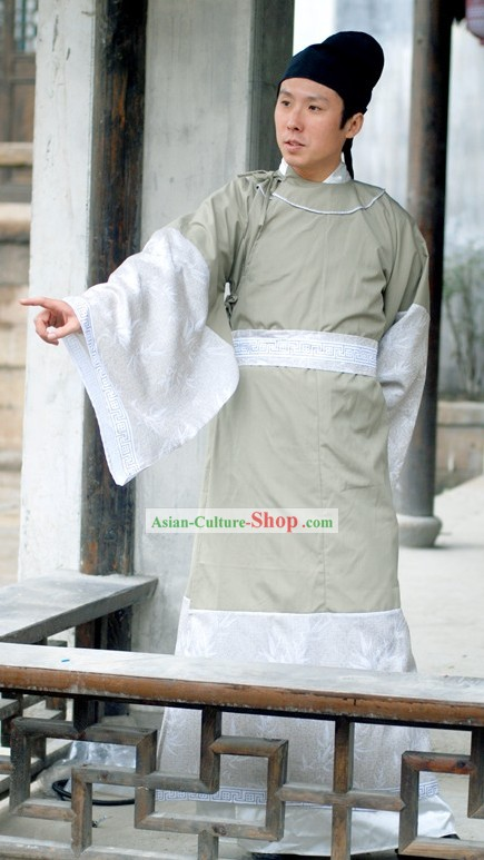 Ancient Chinese Tang Dynasty Costumes for Men
