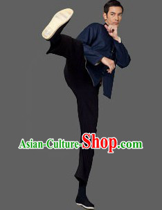 Traditional Martial Arts Kung Fu Teacher Uniform
