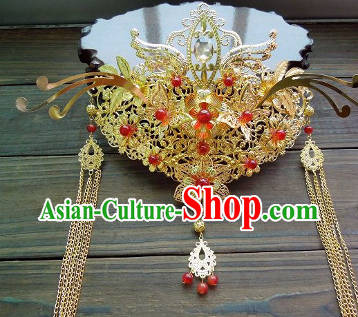 Chinese Classic Wedding Hair Accessories