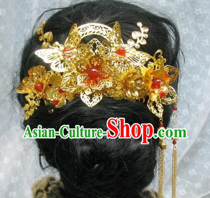 Traditional Chinese Handmade Hair Accessories for Women