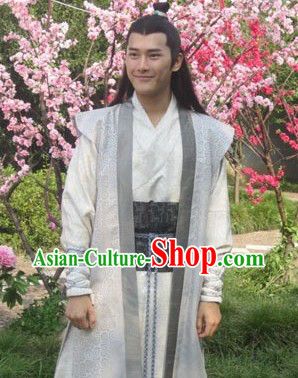 Ancient Chinese Tang Dynasty Royal Clothing for Men