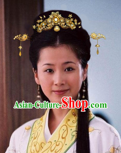 Chinese Classical Handmade Hair Accessories Set for Women