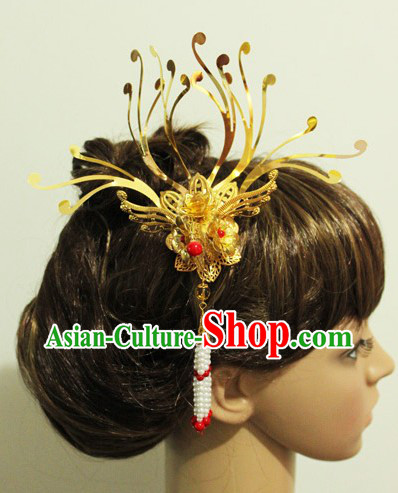 Chinese Classical Handmade Phoenix Hair Accessories Set for Women