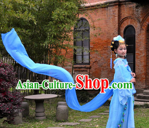 Ancient Chinese Empress Costume for Young Girls