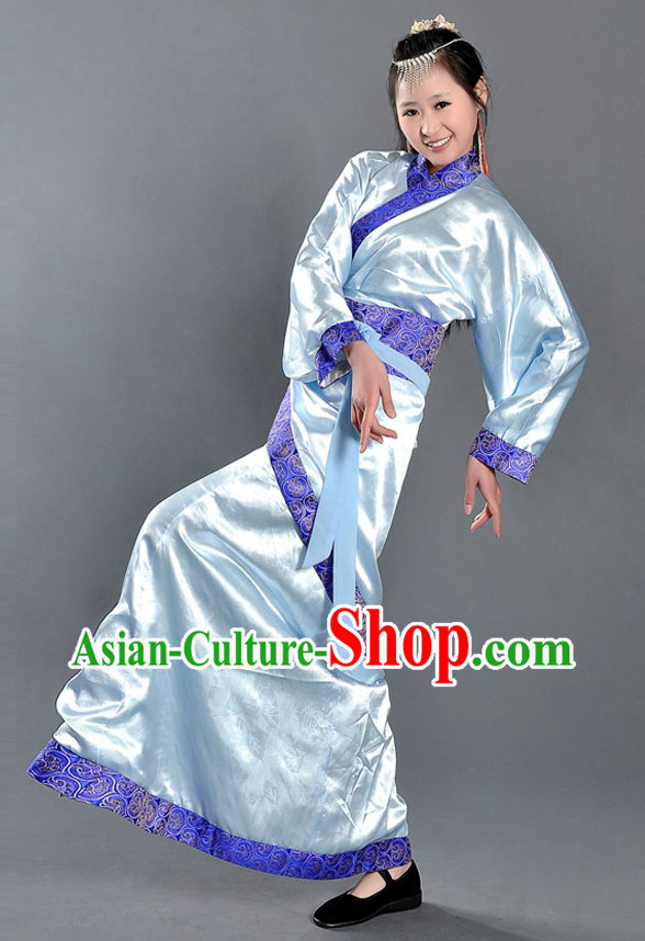Ancient Chinese Dance Costume for Women