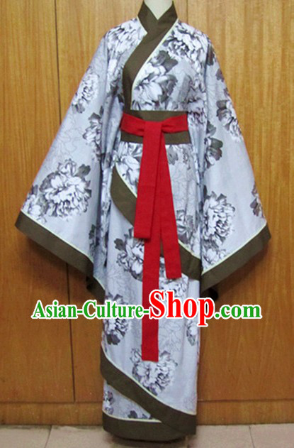 Ancient Chinese Quju Clothing for Women