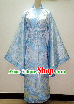 Ancient Han Dynasty Clothing for Women