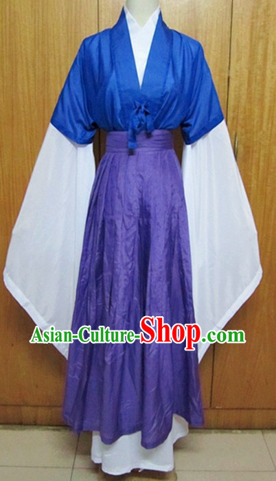 Ancient Chinese Farmer Costume for Women