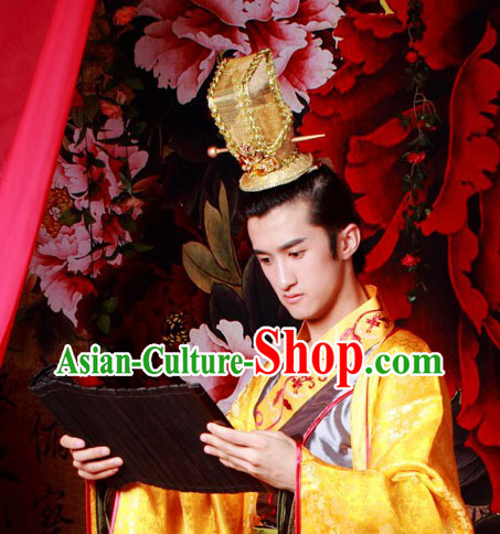 Ancient Chinese Prince Crown for Men