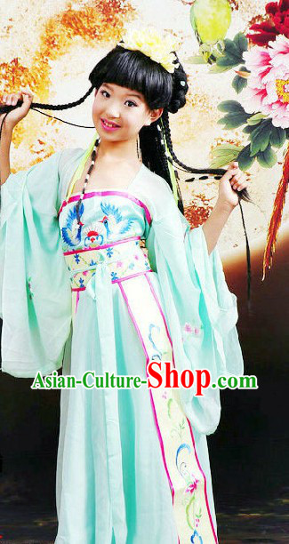 Ancient Chinese Palace Princess Costumes for Kids