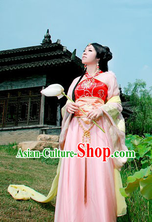 Ancient Chinese Fairy Lady Costumes