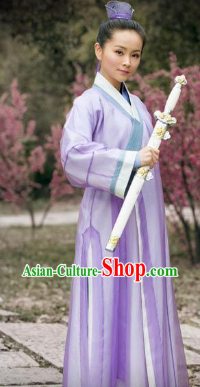 Chinese Classical Kung Fu Fighter Costume