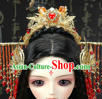 Ancient Chinese Royal Princess Hair Accessories Set